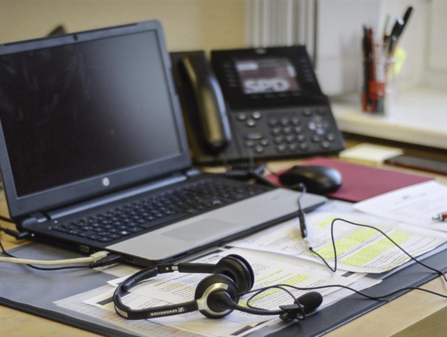 """Telefonischer Broadcast & """"Voice SMS"""""""